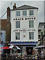 SZ0190 : Grace House, Poole by Chris Allen