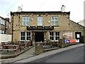 SE2135 : The Old Hall Hotel, Farsley by David Goodall