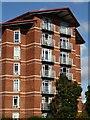SP3278 : Apartment block by Philip Halling