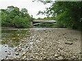 SE1148 : River Wharfe, Ilkley by Malc McDonald