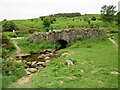 SE1146 : Spicey Gill, Ilkley Moor by Malc McDonald