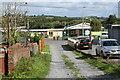 SN5201 : Track opposite Ysgol y Felin, Llanelli by M J Roscoe