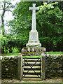 NR9378 : Kilfinan War Memorial by Thomas Nugent