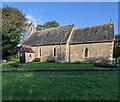SO3402 : St Matthew's Church, Monkswood by Jaggery