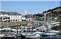 SN5881 : Aberystwyth harbour by Bill Harrison