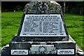 SU0457 : Urchfont: The War Memorial by Michael Garlick