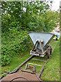 SU4924 : Twyford Waterworks - incline railway by Chris Allen