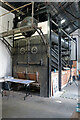 SU4924 : Twyford Waterworks - exposed boiler by Chris Allen