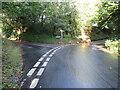 TQ6860 : Parson's Corner, near Birling by Malc McDonald