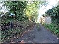 TQ6861 : Public bridleway near Snodland by Malc McDonald