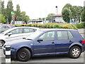 SP4910 : Car Park View by Gordon Griffiths