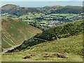 SO4494 : Carding Mill Valley viewed from the Long Mynd by Mat Fascione
