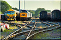 SD7910 : Heritage Diesels and Rolling Stock at Bury by David Dixon