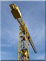 J3575 : Henson crane, Belfast by Rossographer