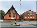 SD7807 : Radcliffe URC (Covid Inoculation Centre) by David Dixon