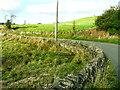 SE1029 : Green Lane crossing a stream, Queensbury by Humphrey Bolton