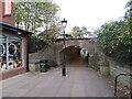 SE3055 : Subway under the railway, Harrogate by Malc McDonald