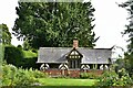 SJ6780 : Arley Hall and Gardens:  The Tea Cottage by Michael Garlick