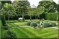 SJ6780 : Arley Hall and Gardens: The Fish Garden by Michael Garlick