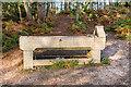 TQ1343 : Drinking trough by Ian Capper