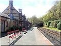SD3484 : Haverthwaite Station by Eirian Evans