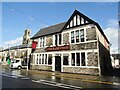 SS9974 : Cowbridge - Horse and Groom by Colin Smith