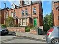 SE2836 : Headingley, Wood Lane by Mel Towler