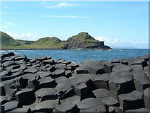C9444 : The Giant's Causeway by Paul Allison