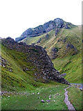 SK1382 : Winnats Pass by George Griffin