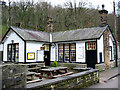 SK2578 : Grindleford Cafe by George Griffin