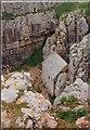 SR9692 : St Govans Chapel by Paul Allison