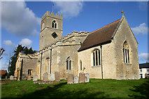 SP9153 : Lavendon Church by Alan Simkins