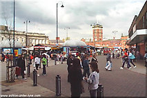 SJ9399 : Ashton Market, Ashton under Lyne by Martin Clark