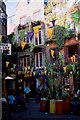 TQ3081 : Neal's Yard, Covent Garden, London by D Williams