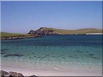 HU3630 : Banna Minn, West Burra, Shetland by Bob Embleton