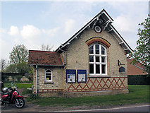 TL3247 : The old Church Hall in Wendy by mym