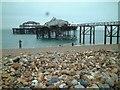 TQ3003 : West Pier,  Brighton by Bob Embleton