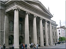 O1534 : General Post Office in Dublin by Gary Barber