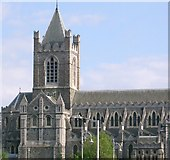 O1533 : Christ Church Cathedral - Dublin by Gary Barber