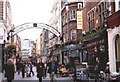 TQ2981 : Carnaby Street, London by D Williams
