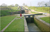 SP6989 : Foxton Locks, Leicestershire by Martin Clark