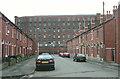 SJ9298 : Ryecroft Mill, Ashton under Lyne by Martin Clark