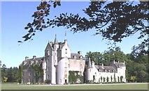 NJ1736 : Ballindalloch Castle by Anne Burgess