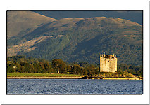 NM9247 : Castle Stalker by phil smith
