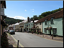 SS9843 : Dunster by Pam Brophy