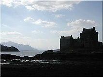 NG8825 : Eilean Donan Castle by Geoff Marshall
