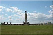 SZ6398 : The Royal Naval War Memorial on Southsea Common by Martyn Pattison
