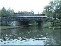 TQ0562 : Woodham Junction by Stephen Dawson