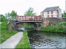 SO8277 : Limekiln Bridge, Staffs & Worcs. Canal, Kidderminster by Martyn B