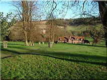 SU8695 : Hughenden Manor by Jonathan Dew